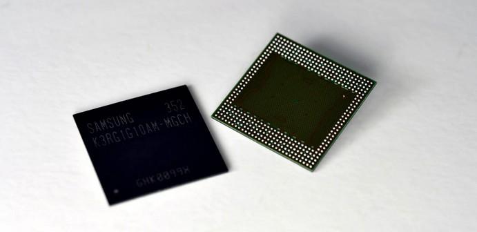 Samsung Galaxy S6 geheugen