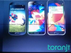 Samsung Galaxy S6 Toranji